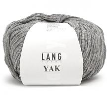 Пряжа Yak, цвет 03 светло-серый
