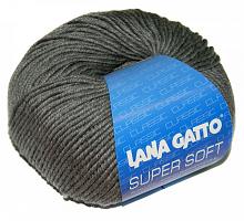 Пряжа Суперсофт (SUPERSOFT) 20742 серый