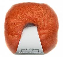 Пряжа Силк Мохер (SILK MOHAIR) 8392 пастельный оранж