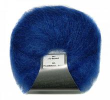 Пряжа Мохер Рояль 8396 ярко-синий