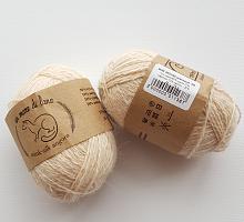Mink-Silk Angora (норка на шелке) 193 кремовый