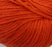 Пряжа Austral, цвет 96 оранжевый