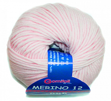 Мерино-12 цвет 86276 бэби роз