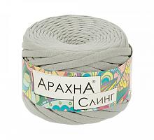 Пряжа Арахна Слинг цв.42 пыльная олива