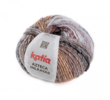 Пряжа Azteca Milrayas, цвет 710 бежевый