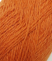 Пряжа Rabbit Angora, цвет 31 терракот