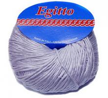 Пряжа Егитто (Египет) 33 нежно сереневый