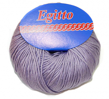 Пряжа Егитто (Египет) 30 розовая сирень