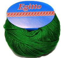 Пряжа Егитто (Египет) 41 сочная зелень