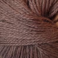 Пряжа Альпака Силк (Alpaca Silk), цвет 2079 кофе