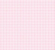 Поплин клеточки розовые