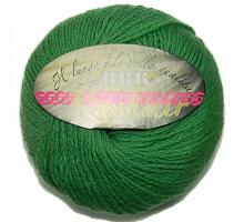 Кашмир ВВВ цвет 161 зеленый