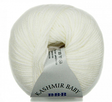 Беби Кашмир (Baby Kashmir) 100 белый