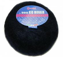 Пряжа Kid Mohair (Кид мохер) 409 чернильный