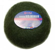 Пряжа Kid Mohair (Кид мохер) цвет 120 тайга