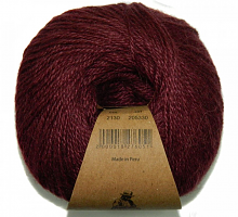 Пряжа Альпака Силк (Alpaca Silk) 2130 марсала