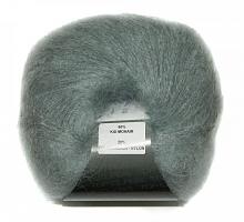 Пряжа Мохер Рояль 5521 серый