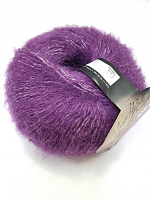 Lame Soft Dream  (Софт Дрим Ламе) 28 мерцающий баклажан