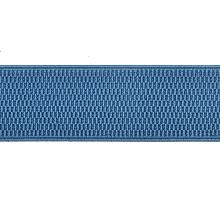 Резинка помочная синия 40мм