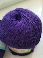 Агнес-12 - темно-фиолетовый