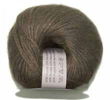 Пряжа Angora Soft (Ангора Софт), цвет 7299 какао