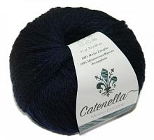 Пряжа Катенелла (Catenella) 428 темная ночь