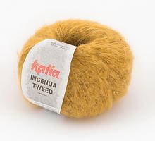 Пряжа Ингенуя Твид (Ingenua Tweed), цвет 105 охра