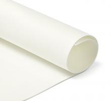 Фоамиран белый 1 мм., 20х30 cм