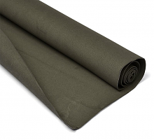 Фоамиран черный 1 мм., 20х30 cм