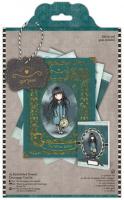 Набор заготовок для открыток с конвертами Simply Gorjuss, GOR169110