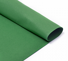 Фоамиран темно-зеленый 1 мм., 20х30 cм