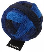 Пряжа Lace Ball, 100 гр., цвет 2134 синий