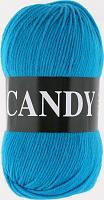Пряжа Vita Candy, цвет 2530 морская волна
