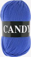 Пряжа Vita Candy, цвет 2528 ярко-синий