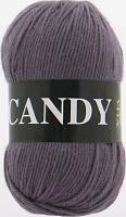 Пряжа Vita Candy, цвет 2522 серо-коричневый