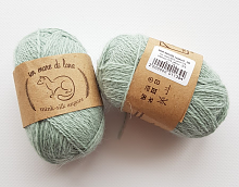 Mink-Silk Angora (норка на шелке) 336 ледяной