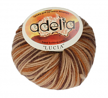 Adelia «LUCIA» № 169 св.коричневый-коричневый-т.коричневый