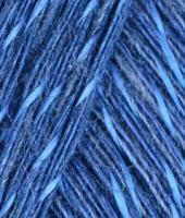 «Блестящий лён» №571 Синий