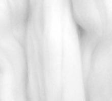Пряжа LG_Wool (ЛГ Шерсть) для валяния 100% шерсть 100 г  0964 ультрабелый