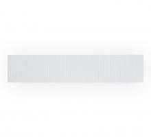 Лента репсовая 12 мм, белая