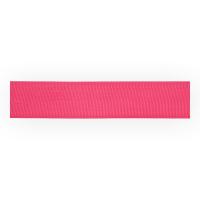 Лента репсовая 12 мм, темно-розовый