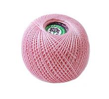 Пряжа Ирис, 100% хлопок 25гр. 1104  розовый