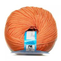 Пряжа Фулл (Full), цвет 9805 персиковый