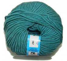 Пряжа Фулл (Full), цвет 0885 бирюза