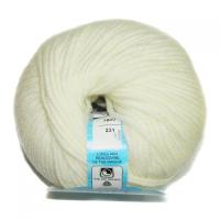 Пряжа Фулл (Full), цвет 7800 молочный