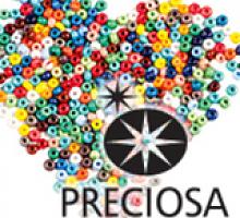 """Бисер Чехия """"Preciosa"""""""