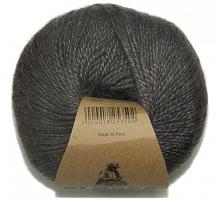 Пряжа Альпака Силк (Alpaca Silk), цвет 2079 шоколад