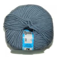 Пряжа Фулл (Full), цвет 8746 серый джинс