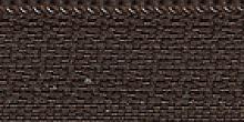 Молния Meras потайная неразъем, 1 замок 3мм 50см, цвет коричневый