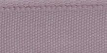 Молния riri атлас. никель, неразъем., 1замок 6мм,16см, тип подвески FLASH,  цвет светло-сиреневый